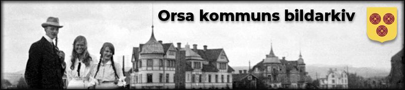 Orsa Kommun Bildarkiv